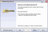 UltimateZip screenshot