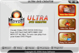 Ultra DVD Creator screenshot