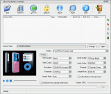 Ultra iPod Movie Converter screenshot