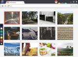 UR Browser screenshot