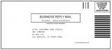 US Postal Fonts screenshot