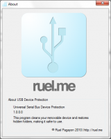 USB Device Protection screenshot