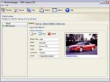 Vehicle Manager Professional Edition screenshot