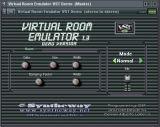 Virtual Room Emulator VST screenshot