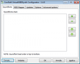 VirtualMIDISynth screenshot