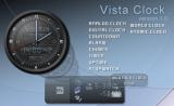 Vista Clock screenshot