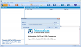 Voimakas OST to PST Converter screenshot
