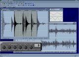 Wavosaur free audio editor screenshot