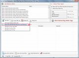 Web Meta Tag Extractor screenshot