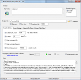Web Searcher screenshot