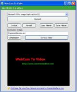 WebCam To Video screenshot