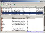 WebCookiesSniffer screenshot