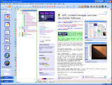 WebIdeaTree screenshot