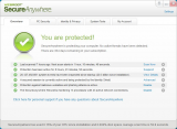 Webroot SecureAnywhere Antivirus screenshot