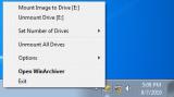 WinArchiver Virtual Drive screenshot