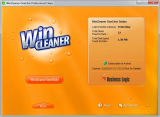 WinCleaner One Click screenshot