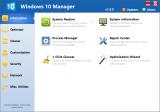 Windows 10 Manager screenshot