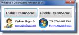 Windows 7 DreamScene Activator screenshot