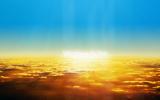 Windows 7 Sunrise screenshot