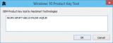 Windows OEM Product Key Tool screenshot