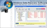 Windows XP Data Recovery screenshot