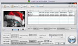 WinX Free AVI to FLV Video Converter screenshot
