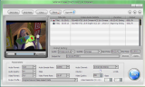 WinX Free DVD to FLV Ripper screenshot