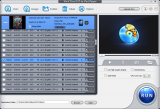 WinX Free DVD to iPod Ripper screenshot
