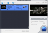 WinX Free MP4 to MPEG Video Converter screenshot
