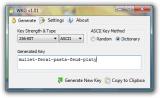 WKG - Wireless Key Generator screenshot