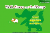 Wolf, Sheep and Cabbage screenshot