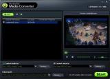 Wondershare Media Converter screenshot
