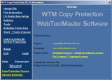 WTM CD Protect screenshot