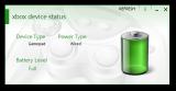 XBox Device Status screenshot