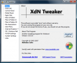 XdN Tweaker screenshot