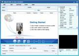 Xilisoft DVD to Zune Converter screenshot