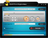 Xilisoft iPhone Ringtone Maker screenshot