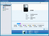 Xilisoft iPod Rip screenshot