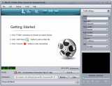 Xilisoft Mobile Video Converter screenshot