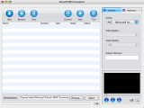 Xilisoft MP4 Converter screenshot