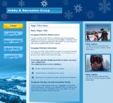 Yahoo! SiteBuilder screenshot