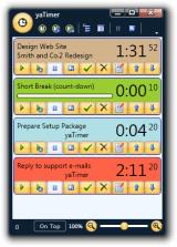 yaTimer screenshot