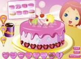 Yummy Cake Cooking screenshot