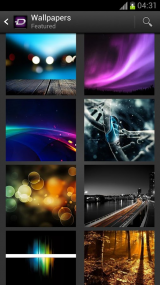 Zedge for Android screenshot