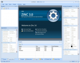 Zinc screenshot