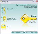 ZipPassword screenshot